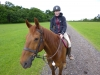 Me on Rowan, Windsor Great Park