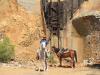 Me, Presto and Montana at the copper mine; pic by Simona Serdiuc